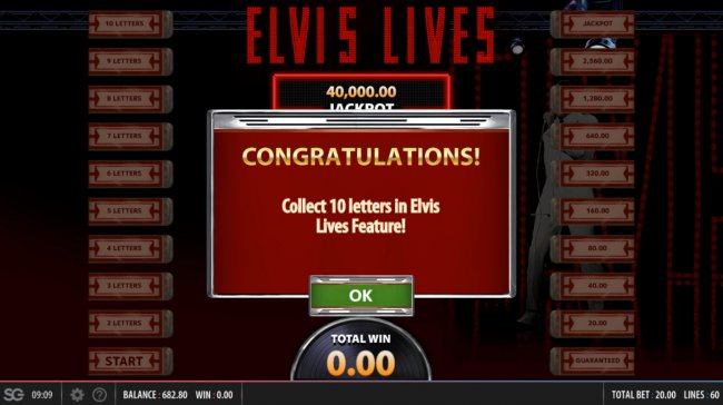 Elvis Lives by Free Slots 247
