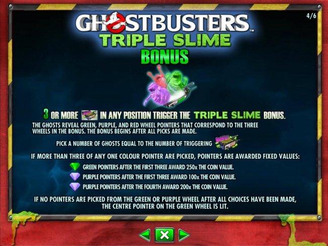 Ghostbusters Triple Slime screenshot