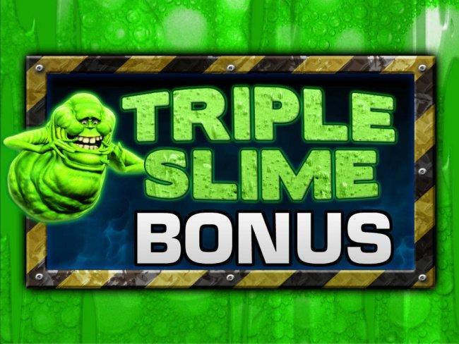 Triple Slime Bonus activated. by Free Slots 247
