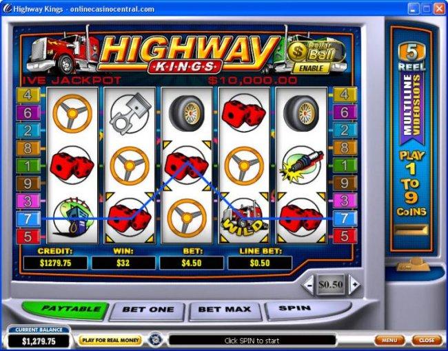 Free Slot Machine Highway King