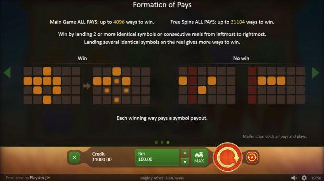 4096 Ways to Win - Free Slots 247