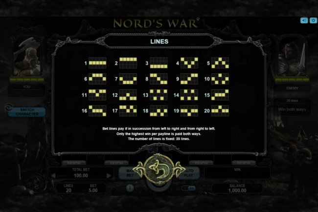 Free Slots 247 image of Nord's War