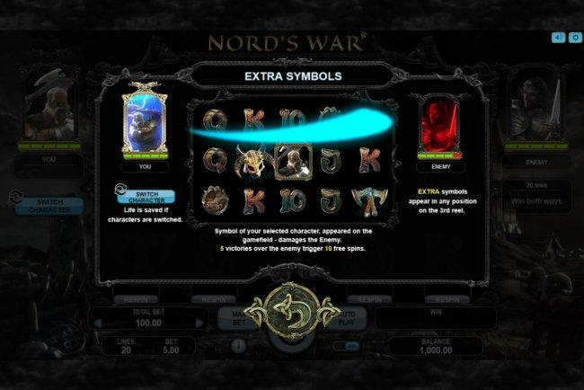 Nord's War screenshot