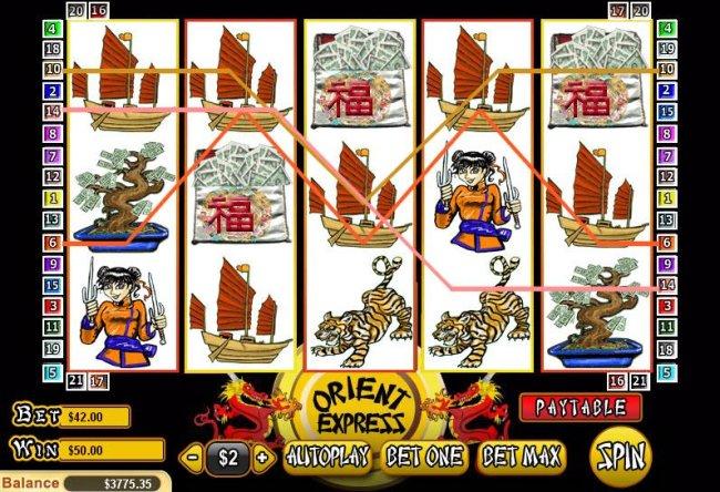 Orient Express screenshot