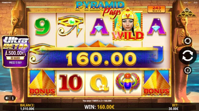 Pyramid Pays by Free Slots 247