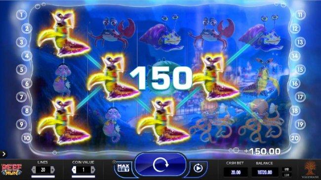 Reef Run by Free Slots 247