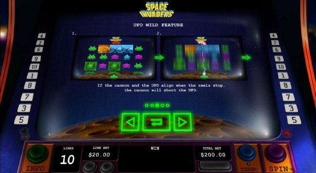 Free Slots 247 image of Space Invaders