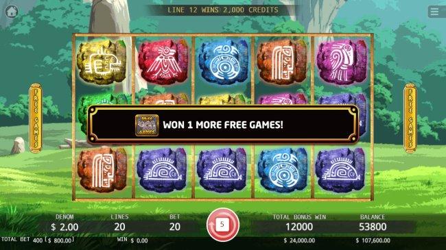 Free Slots 247 - Free Spins Retriggered