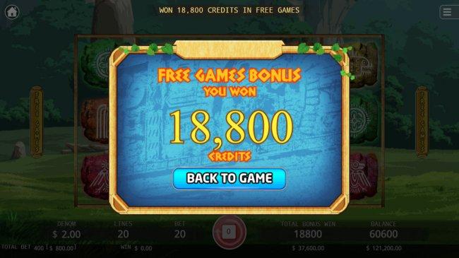 Free Slots 247 image of Mayan Gold Treasure