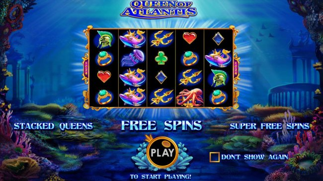 Free Slots 247 - Game features include: Stacked Queens, Free Spins and Super Free Spins.