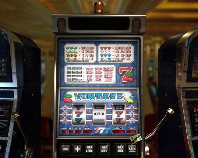 Vintage by Free Slots 247