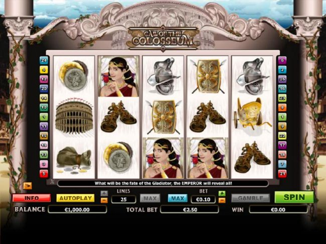 Free Slots 247 image of Call of the Colosseum