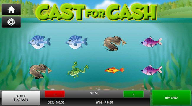 Main game board featuring three reels and with a $25 max payout. by Free Slots 247