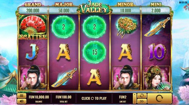 Free Slots 247 image of Jade Valley