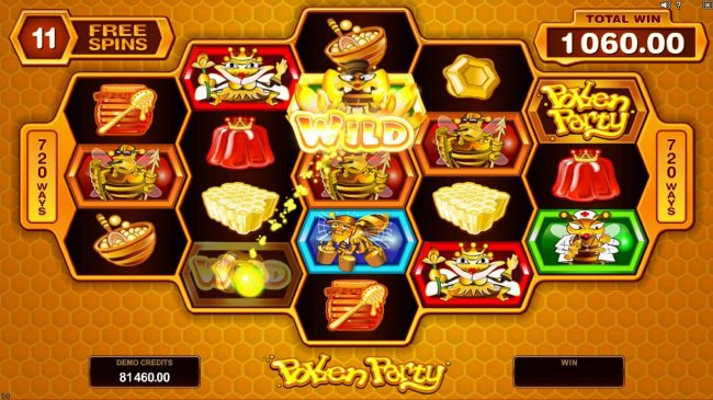 Free Slots 247 image of Pollen Party