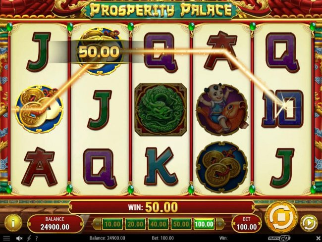 Prosperity Palace by Free Slots 247