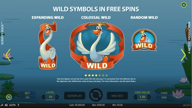 Free Slots 247 image of Scruffy Duck