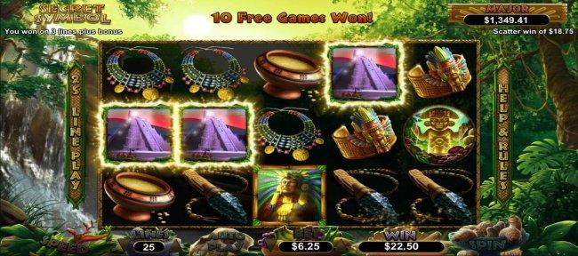 Secret Symbol by Free Slots 247