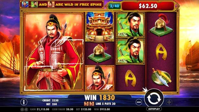 3 Kingdoms Battle of Red Cliffs screenshot
