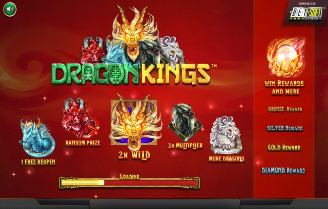 Dragon Kings NJP by Free Slots 247