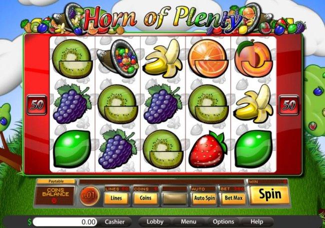 Horn of Plenty by Free Slots 247
