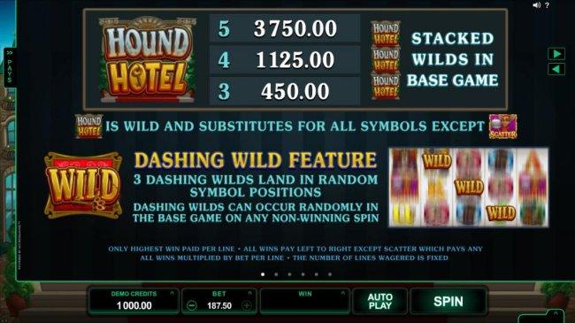 Free Slots 247 image of Hound Hotel