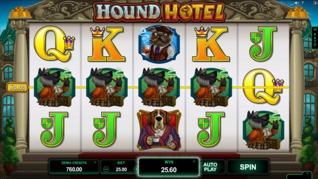 Hound Hotel screenshot