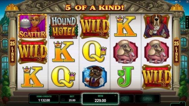 Hound Hotel screenshot