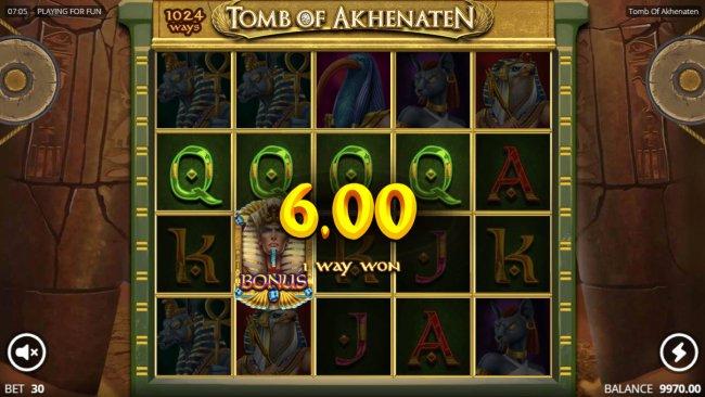 Tomb of Akhenaten screenshot