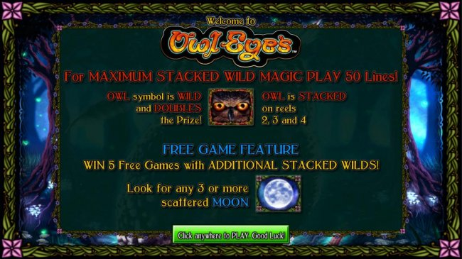 The game offers stacked wilds, a scatter symbbol and free games feature by Free Slots 247