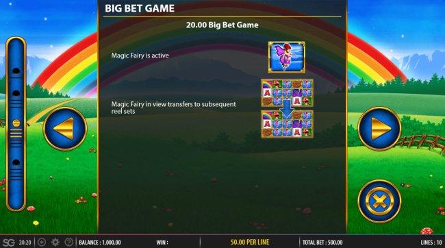 Free Slots 247 - Big Bet Rules
