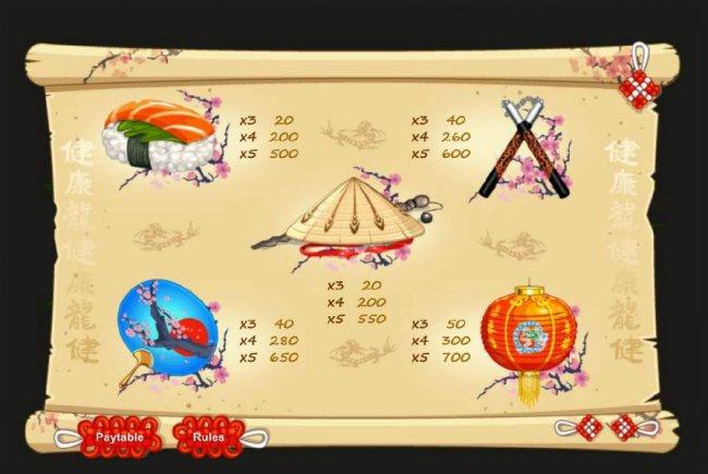 Free Slots 247 image of Red Dragon