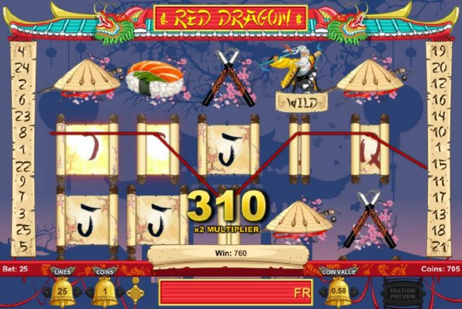 Red Dragon by Free Slots 247