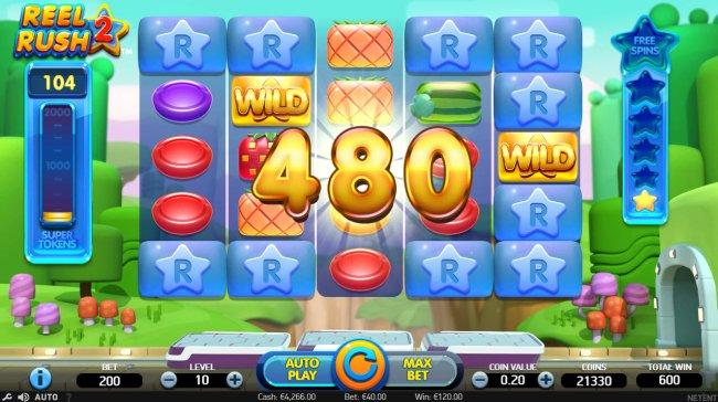 Reel Rush 2 screenshot