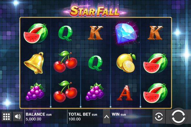 Free Slots 247 image of Star Fall