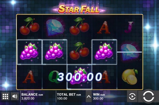 Images of Star Fall