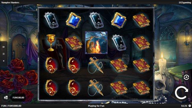 Vampire Hunters screenshot