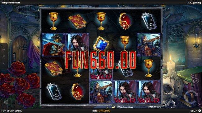 Vampire Hunters by Free Slots 247