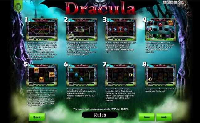 Free Slots 247 image of Dracula
