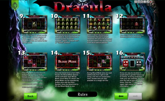 Images of Dracula