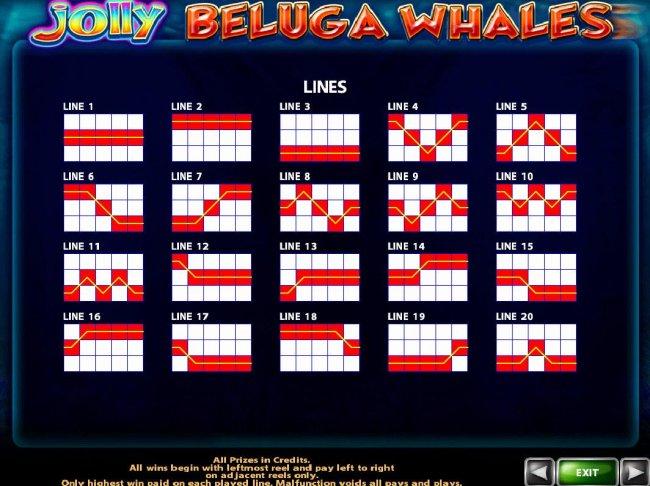 Free Slots 247 image of Jolly Beluga Whales