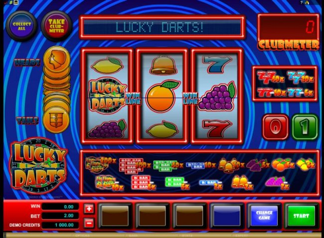 Free Slots 247 image of Lucky Darts