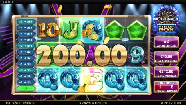Free Slots 247 image of Millionaire Mystery Box