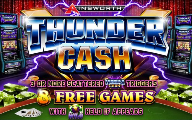 Thunder Cash by Free Slots 247