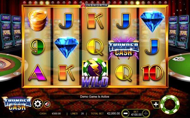 Free Slots 247 image of Thunder Cash