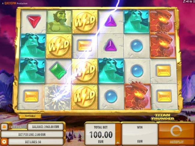 Free Slots 247 image of Titan Thunder