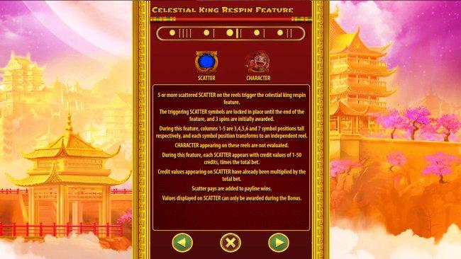 Free Slots 247 image of Celestial King