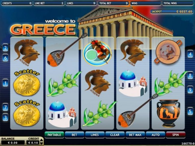 Greece by Free Slots 247