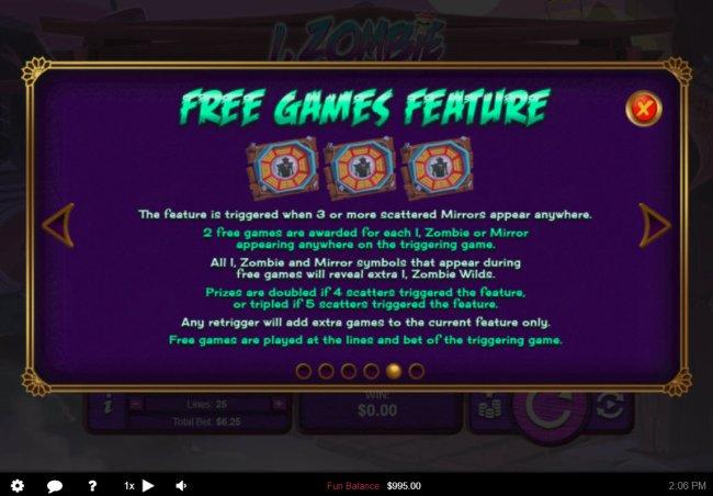 Free Slots 247 image of I, Zombie