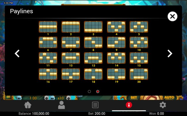 Free Slots 247 image of Neptune's Gold